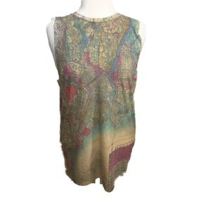 BNWT Urban Outfitters City Muscle Tank